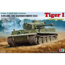 Tiger I Early Production With full interior