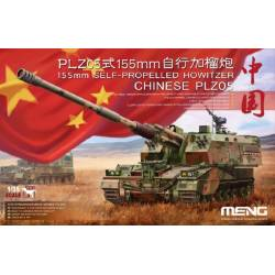 155mm SELF-PROPELLED HOWITZER CHINESE PLZ05