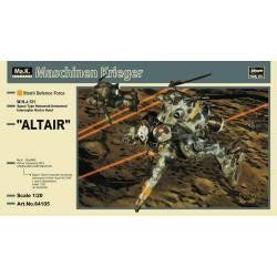 Altair W.H.J.131 Space Type Humanoid Unmanned Interceptor GroBer Hund