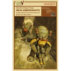 MASCHINEN KRIEGER 44 TYPE MK44 AMMOKNIGHTS (SMARTGUN EQUIPMENT TYPE & FIXED ARMGUN TYPE)