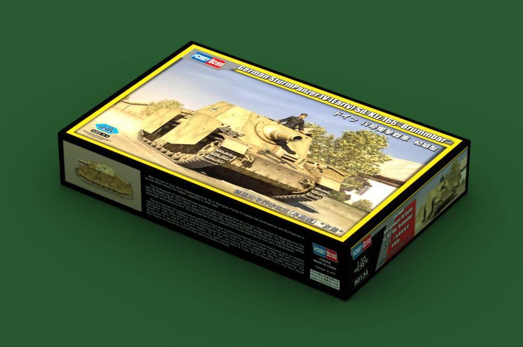 Hobbyboss 1:35 Panzer IV//70 A Sd.Kfz.162//1 allemand Tank Model Kit