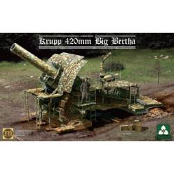 German Empire Krupp 420mm Big Bertha