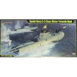 Soviet Navy -5 Class Motor Torpedo Boat