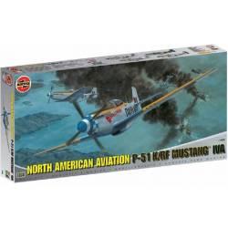 North American P-51K/Rf Mustang IVA