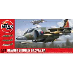 Hawker Siddeley GR.3/AV.8A