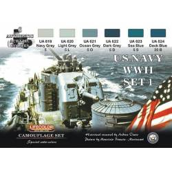 US NAVY WII SET1