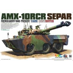 AMX-10RCR SEPAR FRENCH ARMY TANK DESTROYER
