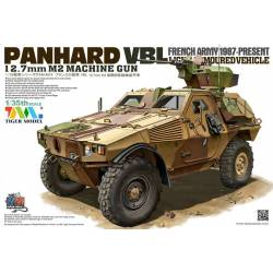 PANHARD VBL 12.7mm machine gun FRENCH ARMY Light Armored Vehicle