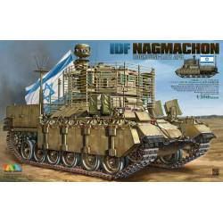 IDF NAGMACHON DOGHOUSE-LATE APC