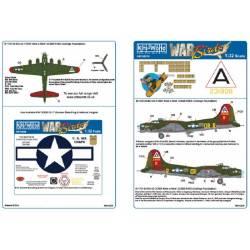 Boeing B-17G-30-BO Flying Fortress 42-31909 'Nine O Nine' 323rd BS 91st BG