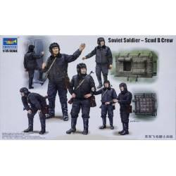 Soviet Soldier – Scud B Crew