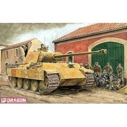 Sd.Kfz. 171 Panther A Early Type (Italy 1943/44)