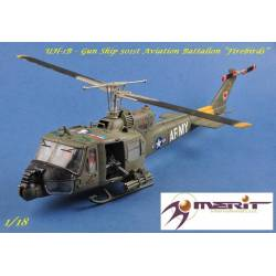 "UH-1B – Gun Ship 501st Aviation Battalion ""Firebirds"""
