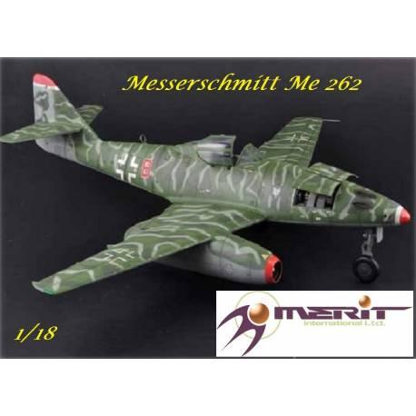 MESSERSCHMITT ME 262 JET FIGHTER 1944