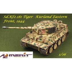WWII German Pzkpfw VI Tiger I Kurland