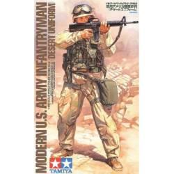 Modern U.S. Army Infantryman (Desert Uniform)