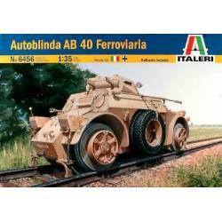 Autoblinda AB 40 Ferroviaria