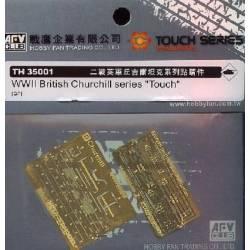 KIT AMELIORATION p/ Série des Churchill Britanniques