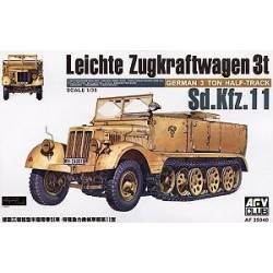 Leichte Zugkraftwagen 3t Sd.Kfz.11