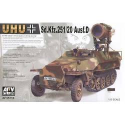 """Sd.Kfz.251/20 Ausf.D """"UHU"""""""