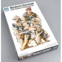 Modern German ISAF Soldiers Afghanistan