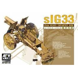 sIG 33 15 cm HEAVY INFANTRY GUN