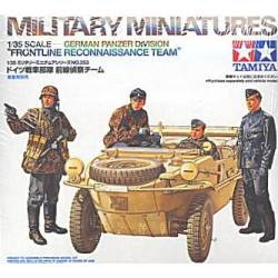 German Panzer Division 'Frontline Reconnaissance Team'