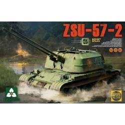 ZSU-57-2 SOVIET SPAAG