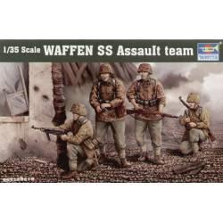 Waffen SS Assault Team 1/35ème