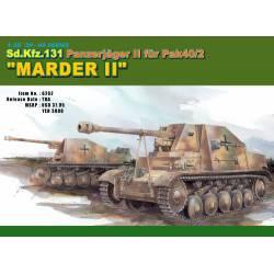 """Sd.Kfz.131 Panzerjäger II für Pak40/2 """"Marder II"""""""