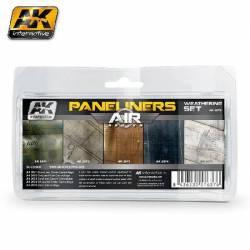 SET PANELINERS (VIEILLISSEMENT) pour AIR