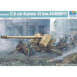 German 12.8cm-kanone 43 bzw.44 (KRUPP)