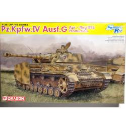 Pz.Kpfw.IV Ausf.G Apr – May 1943 Production