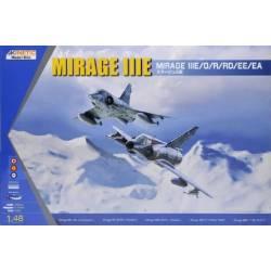 MIRAGE IIIE/O/R/RD/EE/EA