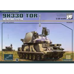 "9K330 ""Tor"" Air Defence System"