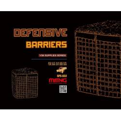 Defensive Barriers