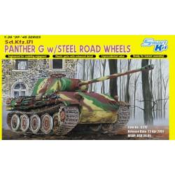 Sd.Kfz.171 Panther G w/STELL ROAD WHEELS