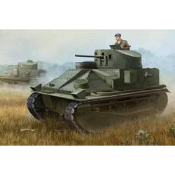 Vickers Medium Tank MK II