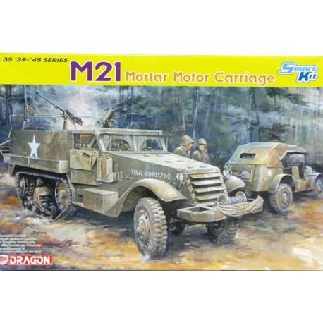 M21 Mortar Motor Carriage