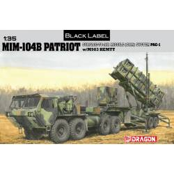 MIM-104B (PAC-1) Patriot SAM System With M983 HEMTT