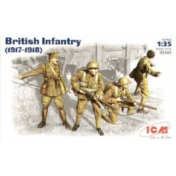 British Infantry (1917-1918)
