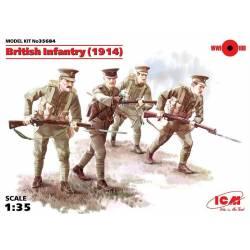 British Infantry (1914)