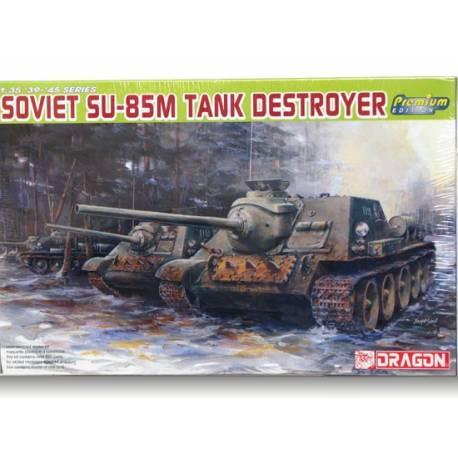 SOVIT SU-85M TANK DESTROYER