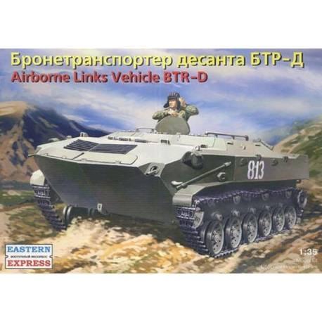Airborne Links Vehicle BTR-D