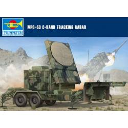 MPQ-53 C-Band Tracking Radar