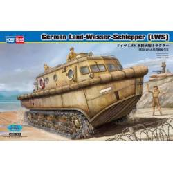 German Land-Wasser-Schlepper (LWS) Early production Série limitée