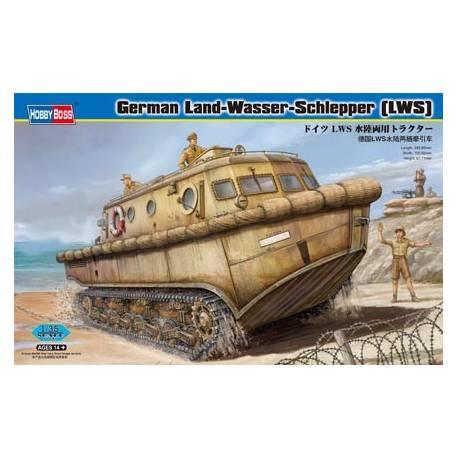 German Land-Wasser-Schlepper (LWS) Early production Série limitée