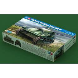 Vickers Medium Tank MK II *