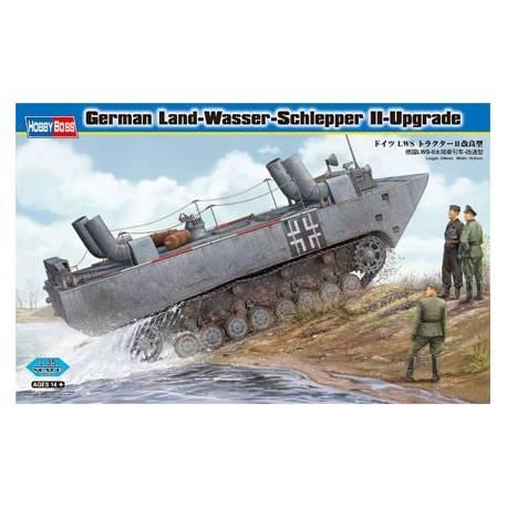 German Land-Wasser-Schlepper II-Upgraded