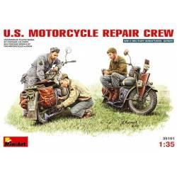 U.S. MOTORCYCLE REPAIR CREW